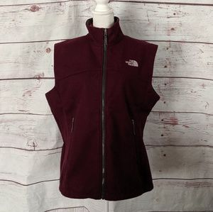 The North Face Fleece Lined Vest Size XL